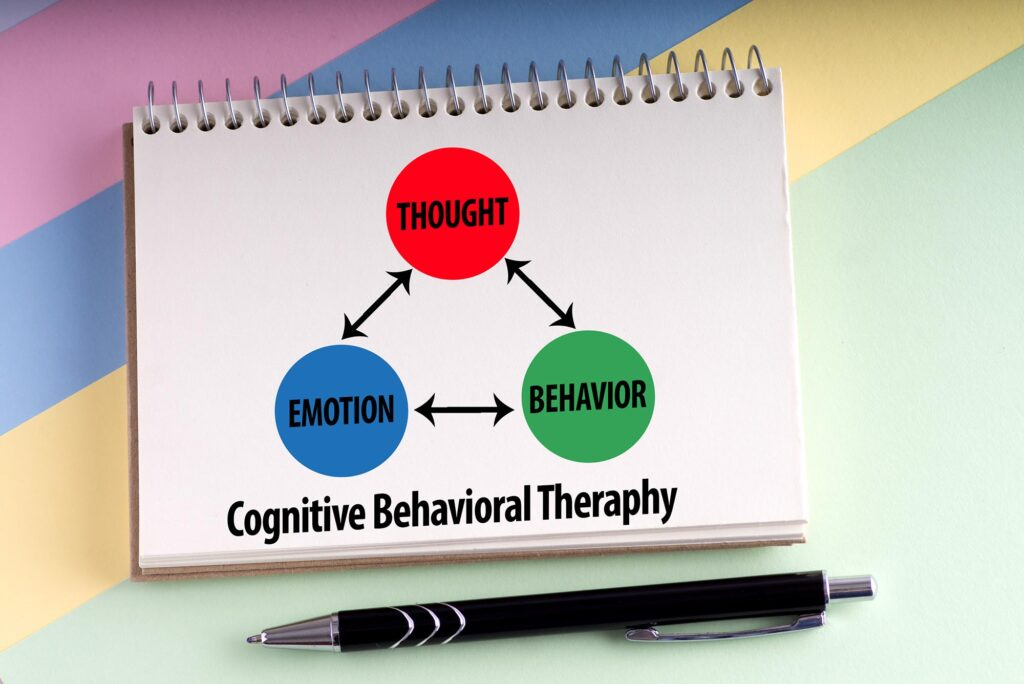 cbt therapy sign