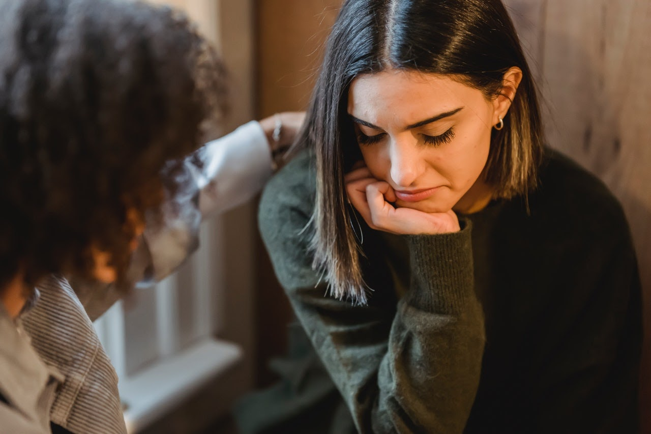 Sharing your story and betrayal trauma in therapy is one way to recovery.